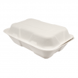 Karat 9inx6in Bagasse Hinged Containers