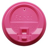 Enclosure Lids - Pink (90mm) Karat 10-24oz  - 1,000 ct
