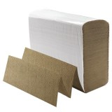Brown Multifold Paper Towel