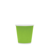 Karat 2oz Hot/Cold Paper Food Containers – Green (51mm)