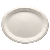 Karat Earth Eco-friendly 12.5″ x 10″ Bagasse Oval Plates