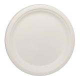 "Karat Earth Eco-friendly 9"" Bagasse Round Plate Case"