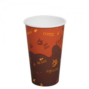 Karat 16oz Paper Hot Cups – Generic (90mm)