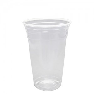 Karat 20oz PP Cold Cups Clear 98mm - 1,000 ct