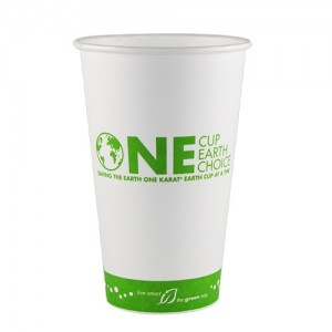 Karat Earth 16oz Eco-Friendly Paper Hot Cups – Generic (90mm)