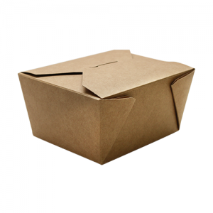 Karat Fold-To-Go Box #1 (30oz)